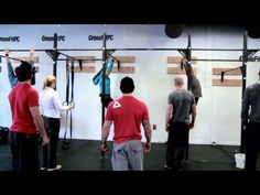 "CrossFit - ""Efficiency Tips Pull-ups"" with Chris Spealler"