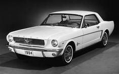 1967 Ford Mustang HD.