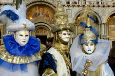 In stark contrast to Carnival festivities in Rio, New Orleans and elsewhere, the Carnival of Venice, like the city that hosts it, is as much a period piece as it is a hedonistic celebration.