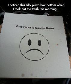 Brilliant Pizza Box Bottom