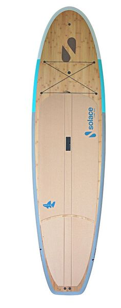 Solace SUP Boards 10.6 ALL AROUND/Fitness/Yoga NOSARA Bamboo SUP