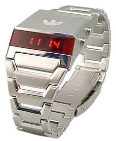 Retro Watches, Big Watches, Luxury Watches, Cool Watches, Rolex Watches, Watches For Men, Stylish Watches, Vintage Watches, Adidas Watch