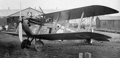 SOPWITH 5F.1 Dolphin - British Royal Flying Corp (Fighter)
