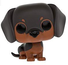 Funko perro salchicha teckel