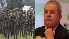 Folha Política: General chama Lula de 'hiena desesperada' e responde a ameaça: 'Vamos encarar e ir à luta'