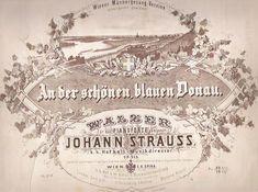 Ricorrenze curiose : J. STRAUSS ed E.WALDTEUFEL ( VIENNA e STRASBURGO) e PAOLO GIORZA