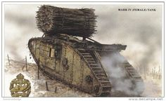 tank mark IV - female