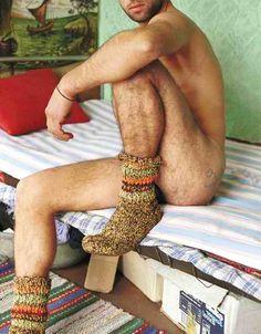 Seriously chunky socks