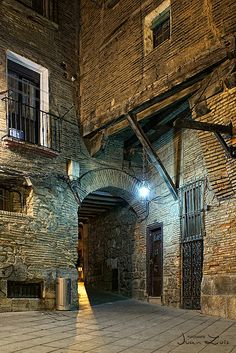 Callejeando por Tudela , Navarra, Spain Beautiful Streets, Beautiful Places, Monuments, Places To Travel, Places To See, Places Around The World, Around The Worlds, Europe, Basque Country