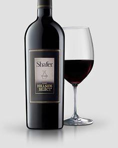 Anything from Shafer Vineyards