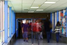 Take a video of walking from one class to the next. | 27 Things You Should Do Before You Leave High School