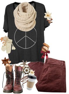 """""""04. candles burning low & lots of mistletoe ♥"""" by madixo ❤ liked on Polyvore"""