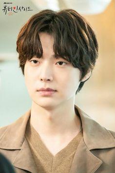 Korean Boys Ulzzang, Korean Men, Asian Actors, Korean Actors, Vampire Look, Ahn Jae Hyun, Most Handsome Actors, Web Drama, Kdrama Actors