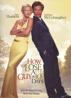 Probably my favorite movie. I know my husband HATES watching it with me because I recite the entire movie every time I watch it!