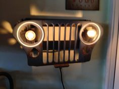 Jeep Grill light handyhinch.com Facebook.com/handyhinch
