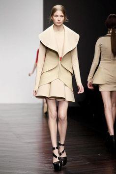 David Koma @ London Womenswear A/W 2013 - SHOWstudio - The Home of Fashion Film