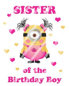 48 Despicable Me Personalised Stickers Labels Party Bag Sweet Cones Thank You