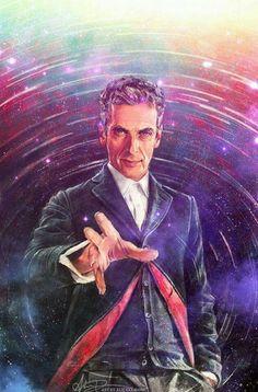 Great Capaldi art