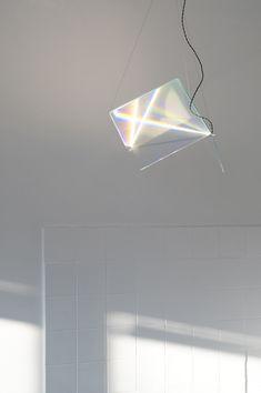 Spectrum Lamp by Meike Harde