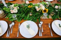 Rustic wedding table setting inspiration for those who loves nature | The Engagement Of Adrian & Fika - Romantic Rustic On Summer by Bali Wedding Specialist | bridestory.com Bali Wedding, Rustic Wedding, Wedding Day, Table Setting Inspiration, Fika, Wedding Table Settings, Wedding Planner, Romantic, Engagement