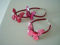mariposa cuero