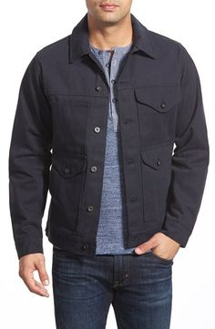 Filson 'Short Cruiser' Jacket