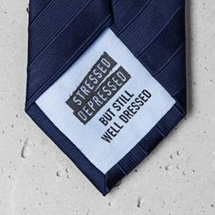 "Subversive Business Tie ""Freud"": ""Dreams are often most profound when they seem the most crazy."" (Sigmund Freud)"