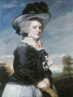 Sir Joshua Reynolds (1723 - 1792)  Miss Elizabeth Keppel, later Mrs Thomas Meyrick