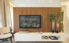 66 Trendy Ideas for home theater planejado sala ripado – Jess Mtz – Diy Home Decor, Sala, Interior, Home, House Interior, Home Theater, Home Tv, Living Room Tv Unit Designs, Trendy Home