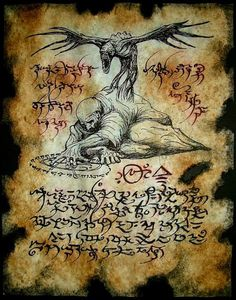A page from the Necronomicon Astral construct Necronomicon Lovecraft, Lovecraft Cthulhu, Hp Lovecraft, Larp, Maleficarum, Lovecraftian Horror, Call Of Cthulhu, Cthulhu Game, Ange Demon