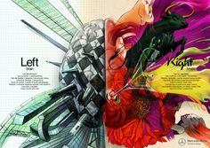 2 of 4 -Project: Left Brain Right Brain ,Client: Mercedes Benz Agency: Shalmor Avnon Amichay/Y&R Interactive