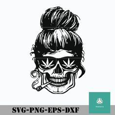 Halloween Signs, Halloween Shirt, Weed, Girl Skull, Diy Tops, Paper Flower Wall, Diy Resin Crafts, Cute Poster, Vinyl Projects