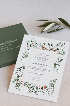Be sure to use appropriate titles and ensure correct spelling on your wedding invitations! Make sure your guests know how important they are to you by spelling their full legal names correctly and using proper titles. Proofreading is so important - don't be shy about asking your fiancé, parents, and bridesmaids to read over your invitations before sending them out. #stylemepretty #minted #weddinginvitations Wedding Trends, Wedding Styles, Wedding Ideas, Wedding Place Cards, Wedding Programs, Budget Wedding, Wedding Planning, Wedding Stationery, Wedding Invitations