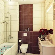 Několik tipů pro extrémně malé koupelny