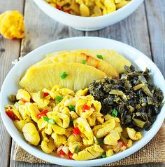 Enjoy vegan ackee, this amazing fruit reminds me of scrambled eggs. Its yummy served at breakfast, lunch or for dinner. Ackee (Blighia Sapida) originated in Africa and was brought on slave ships to the Caribbean in the eighteenth century. It became very popular in Jamaican as a cheap source of protein. It is now the …