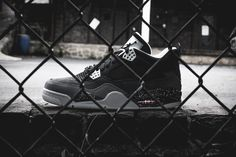 "La Soupe de Sneakers: Air Jordan Retro 4 ""Fear Pack"" La Air Jordan IV..."