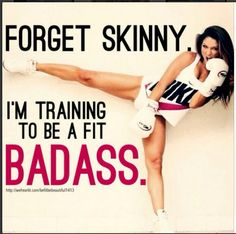 Here's for all my CROSS FIT Peeps!!