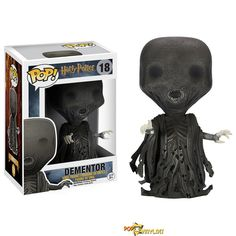 This is the Harry Potter Dementor POP Vinyl Figure that is produced by Funko. Harry Potter fans are sure to be excited to see a Dementor in POP Vinyl form. Certainly a very original Harry Potter theme Harry Potter Film, Harry Potter Pop Vinyl, Harry Potter Dementors, Funko Harry Potter, Harry Potter Gadget, Funk Pop, Figurine Pop Harry Potter, Harry Potter Action Figures, Pop Vinyl Figures