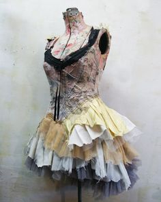 By Gibbous Fashions, I hope we can get this lovely for the fashion show. :)
