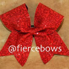 Image result for red cheer bows Sparkly Cheer Bows, Tableware, Red, Image, Cheer Bows, Dinnerware, Tablewares, Dishes, Place Settings