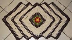 Lanamentos de tapetes de crochê para deixar sua casa linda
