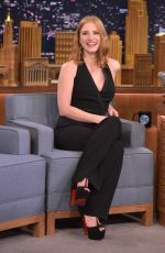 Jessica Chastain guesting at 'The Tonight Show With Jimmy Fallon' in LA http://celebs-life.com/jessica-chastain-guesting-at-the-tonight-show-with-jimmy-fallon-in-la/  #jessicachastain Check more at http://celebs-life.com/jessica-chastain-guesting-at-the-tonight-show-with-jimmy-fallon-in-la/