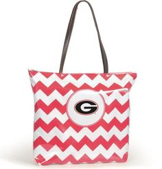 Georgia Shopper Tote  Purchasing available through our Facebook page: https://www.facebook.com/handlewithflair1