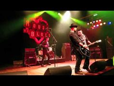 """Black Monday performing """"I Feel Alright"""" live at the HOB"""