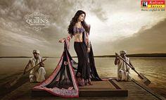 Retouched by: Studio6,  Client: Kalyan Sarees