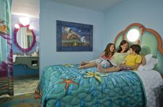 Disney's Art of Animation Resort - A Hotel themed around the history of Disney Animation Resort