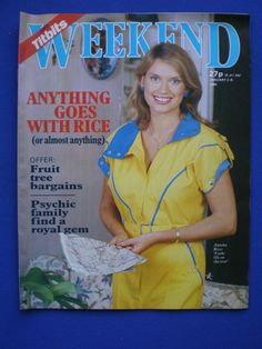 anneka4 Fruit Trees, Rice, Tv, Sexy, Television Set, Laughter, Jim Rice, Television