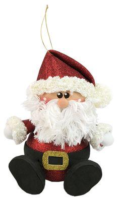 Termoformada Santa Claus  / Navidad 2014 / Adorno / Decoración