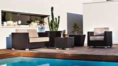 Contemporary Italian Furniture available through Selene www.selenefurniture.com