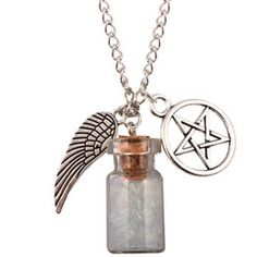 Colar  Supernatural Sobrenatural